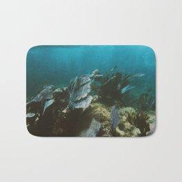 Mexican Caribbean Sealife Bath Mat