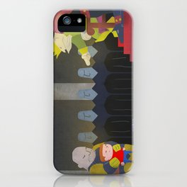 The Judgment iPhone Case