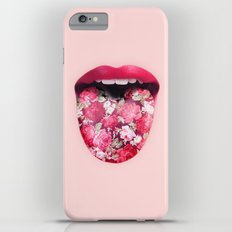FLORAL KISS Slim Case iPhone 6 Plus
