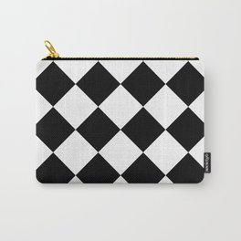 B&W Pattern Carry-All Pouch