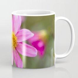 Pink Garden Cosmos II Coffee Mug