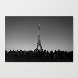 One Tower To Rule Them All Canvas Print