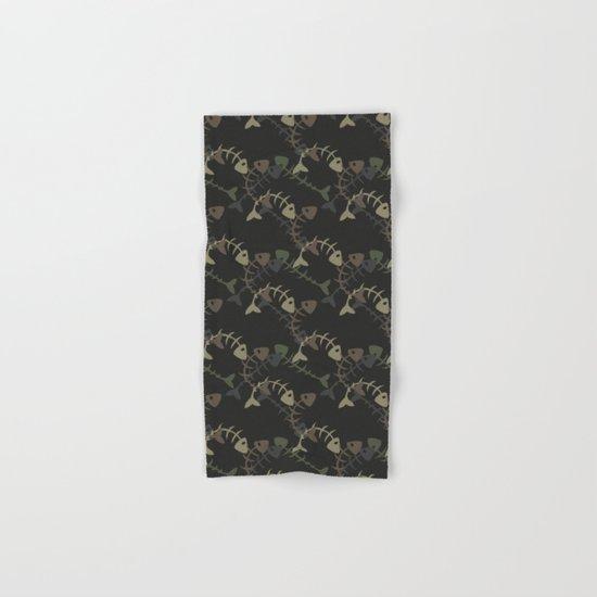 fish pattern Hand & Bath Towel