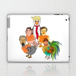Flock of Felons Laptop & iPad Skin