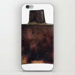 Photograph of Square Vase, Ceramic Art by Rostislav Eismont of Whipple Hill Art Collective iPhone Skin