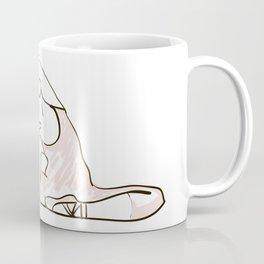 ballerina figure Coffee Mug