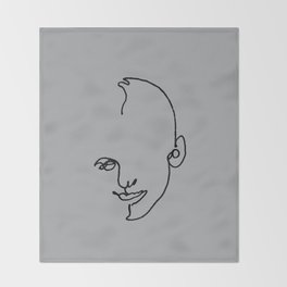 The Son one-liner Throw Blanket