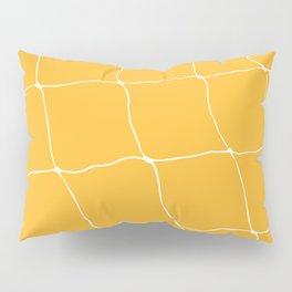 Tennis Net Pattern Pillow Sham