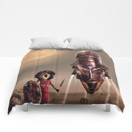The Mothership Comforters