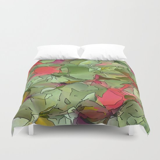 Sunday Duvet Cover