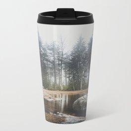 Moody mornings Metal Travel Mug