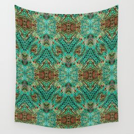 Inspired by Plant Cells 1 Wall Tapestry