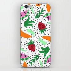 Fruit Party II iPhone & iPod Skin