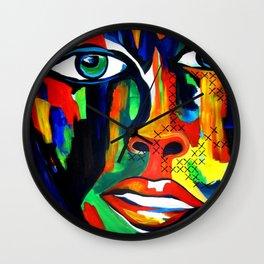 FACE ME Wall Clock