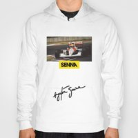 senna Hoodies featuring Senna by Rassva