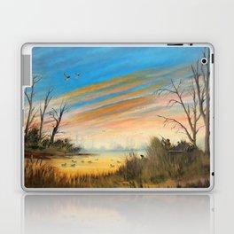 Evening Duck Hunters Laptop & iPad Skin