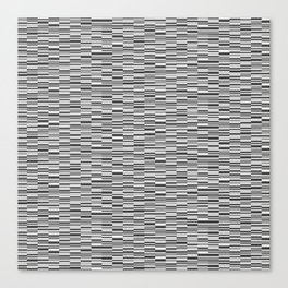 Vintage Lines Canvas Print