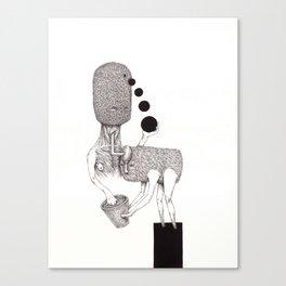 Bestowal Canvas Print