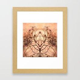 Arancione Framed Art Print
