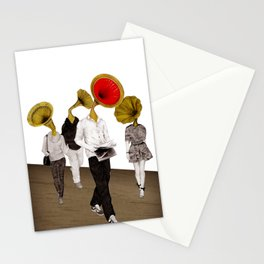 Grammoheads Stationery Cards
