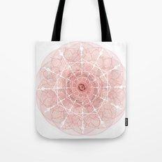 Mandala Rose  Tote Bag