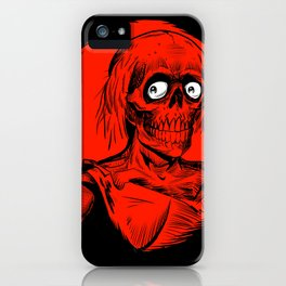 Longing for Brains iPhone Case