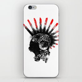 cyberpunk iPhone Skin