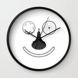 Happy Rider Wall Clock