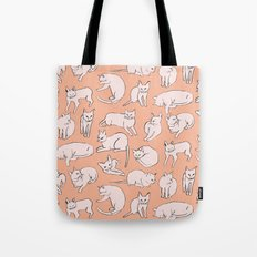 Picasso Cats Tote Bag