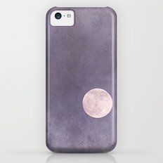 purple moon iPhone 5c Slim Case
