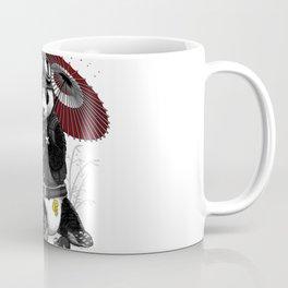 Military Panda Coffee Mug