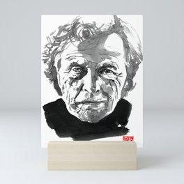 rutger hauer Mini Art Print