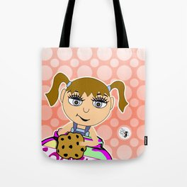 Alyssa from The Sweety Peas Tote Bag