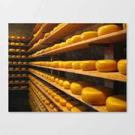 TheCheeze Canvas Print