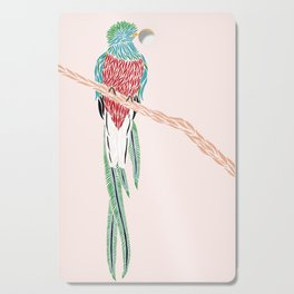 Quetzal Cutting Board
