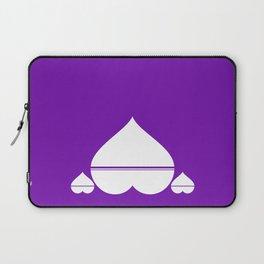 Symbol of Love - Taj mahal India Laptop Sleeve
