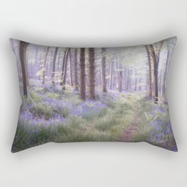 The Hidden Path Rectangular Pillow