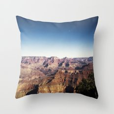 The Grand Canyon  Throw Pillow