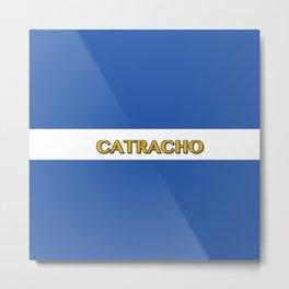 Catracho - Honduras Flag Metal Print