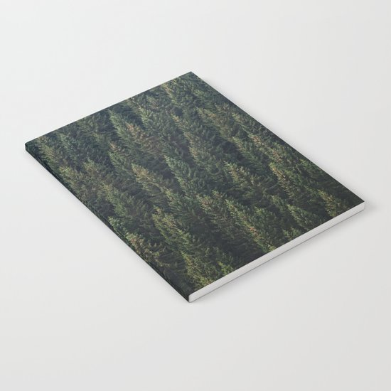 Cover Me Notebook