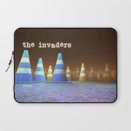 Gang of Cones  - The Invaders Laptop Sleeve