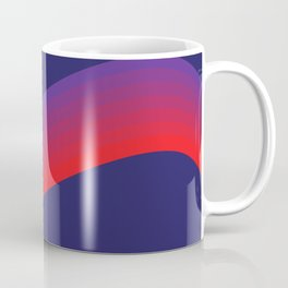 Amethyst Wave Coffee Mug