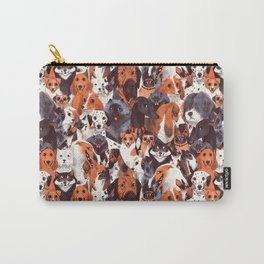 Pack of Dogs Carry-All Pouch