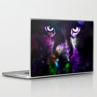 panther Laptop & iPad Skins featuring Panther by haroulita