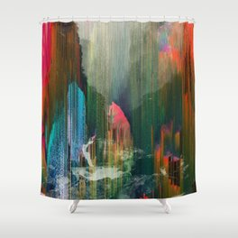 VłłV Shower Curtain