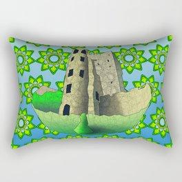 Blarney Castle Rectangular Pillow