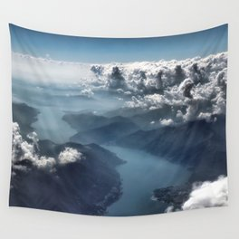 Cloud's Illusions Wall Tapestry