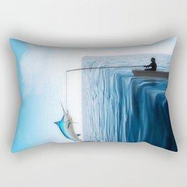 Fisherman's Edge Rectangular Pillow