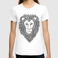 leo T-shirts featuring Leo by Julie Erin Designs