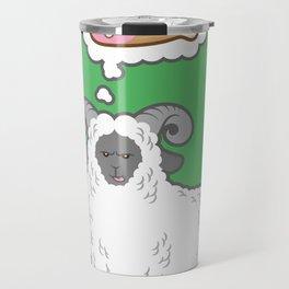I Dream of Meat Travel Mug